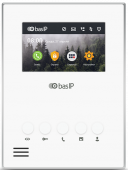 Bas-iP AU-04LA WHITE BLACK